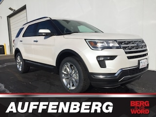 New 2019 Ford Explorer Limited SUV in O'Fallon, IL