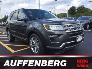 New 2019 Ford Explorer Limited SUV in O'Fallon, IL