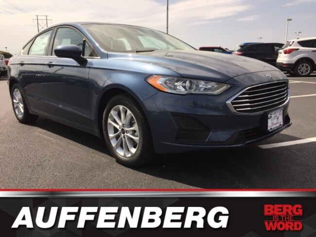 new 2019 Ford Fusion SE Sedan in O'Fallon IL