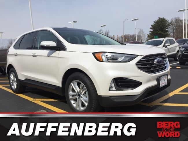 new 2019 Ford Edge SEL SUV in O'Fallon IL