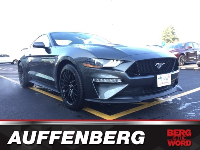 new 2019 Ford Mustang GT Premium Coupe in O'Fallon IL