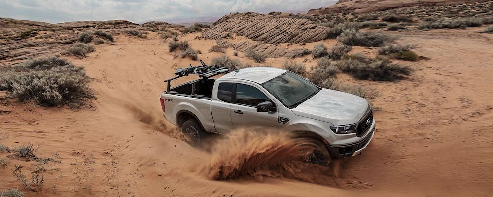 2019 Ford Ranger in Sand