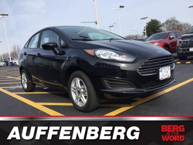 new 2019 Ford Fiesta SE Sedan in O'Fallon IL
