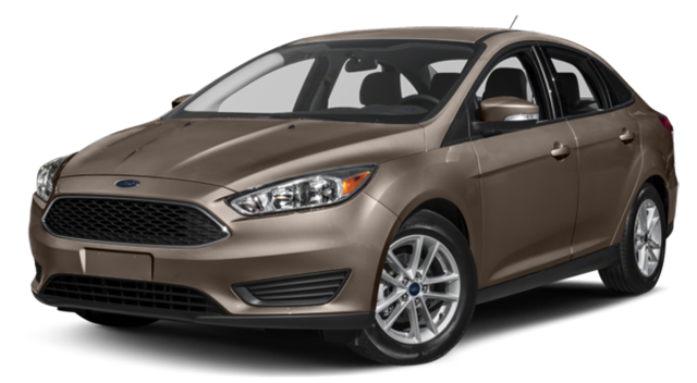 2018 Ford Focus Brown