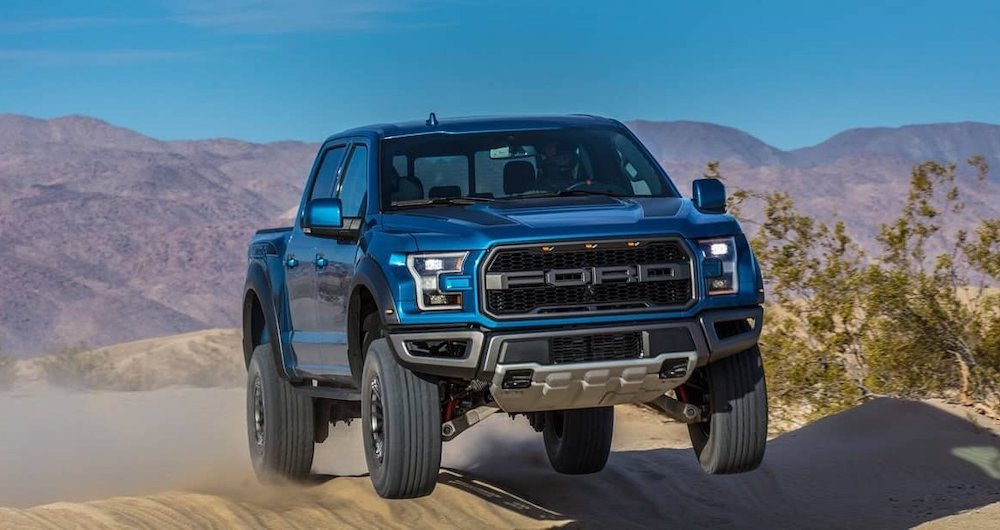 2019 Ford F-150 Off Road