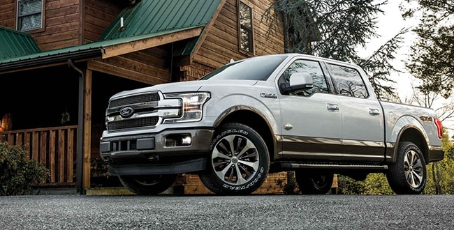 2018 Ford F-150 Truck Of Year
