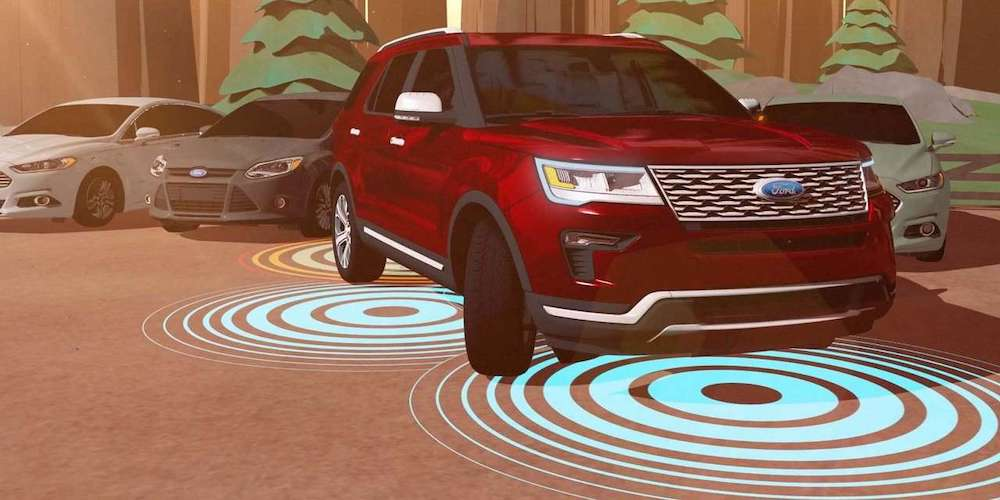2019 Ford Explorer Safety
