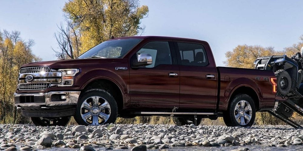 How Much Does it Cost to Lift a Truck? | Auffenberg Ford O ...