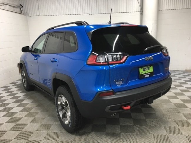 New 2019 Jeep Cherokee TRAILHAWK 4X4 For Sale   Austin MN