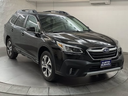 Featured used 2020 Subaru Outback Limited SUV for sale in Austin, TX