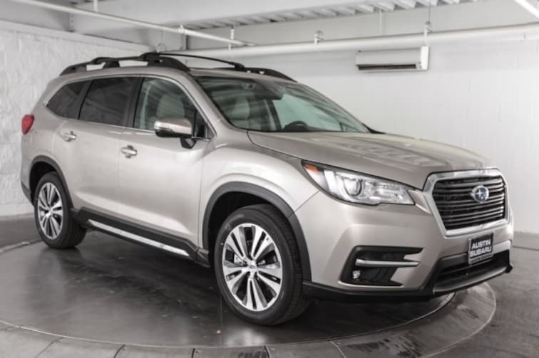 New 2019 Subaru Ascent Limited 7-Passenger SUV for sale in Austin, TX
