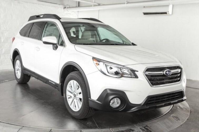 New 2019 Subaru Outback 2.5i Premium SUV for sale in Austin, TX