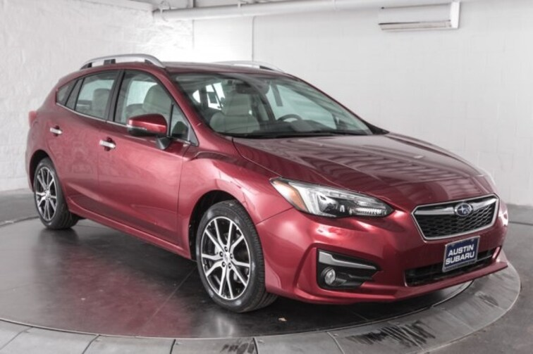 New 2019 Subaru Impreza 2.0i Limited 5-door for sale in Austin, TX
