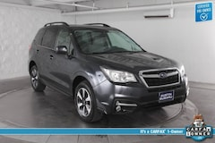 Certified Pre-Owned 2017 Subaru Forester 2.5i Limited SUV for sale in Austin, TX