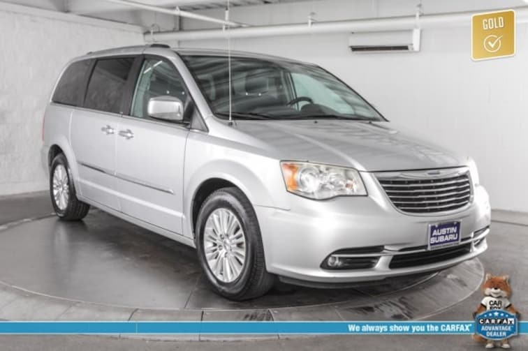 Used 2012 Chrysler Town Country For Sale In Austin Tx Near Buda