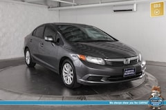 Pre-Owned 2012 Honda Civic EX Sedan UP04897A for sale in Austin, TX