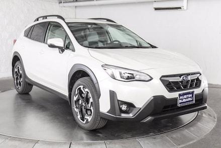 Featured new  2021 Subaru Crosstrek Limited SUV for sale in Austin, TX