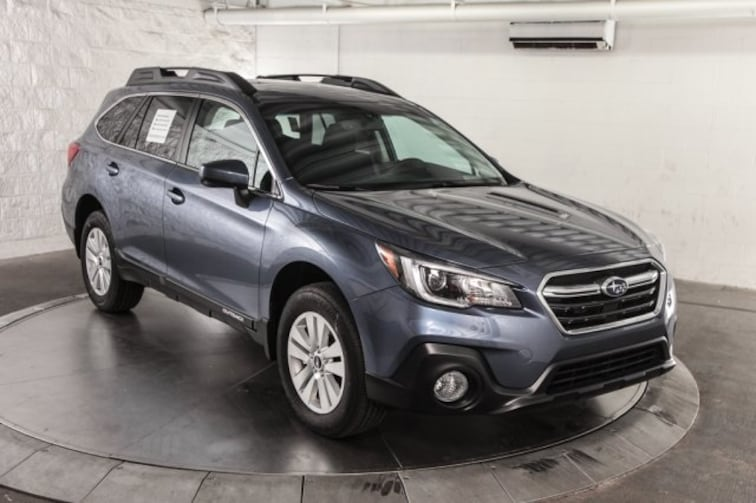 New 2018 Subaru Outback 2.5i Premium with Starlink SUV for sale in Austin, TX
