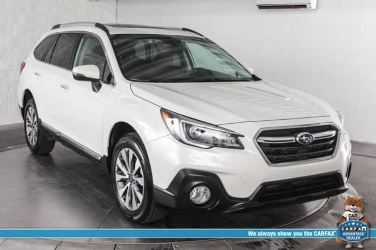 Certified Pre-Owned 2019 Subaru Outback 3.6R SUV Austin