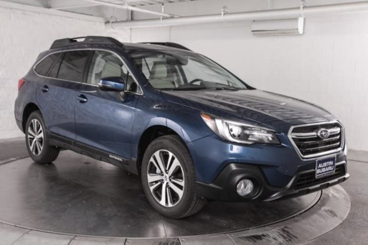 New 2019 Subaru Outback 3.6R Limited SUV for sale in Austin, TX