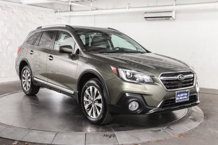 New 2019 Subaru Outback 2.5i Touring SUV for sale in Austin, TX