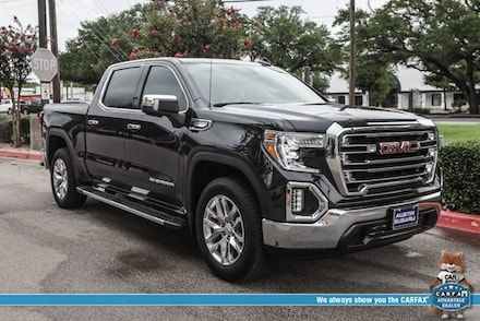 Featured used 2020 GMC Sierra 1500 SLT Truck for sale in Austin, TX