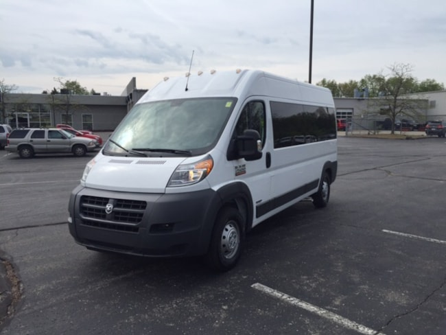 2015 Ram ProMaster 2500 Window Van High Roof Wagon