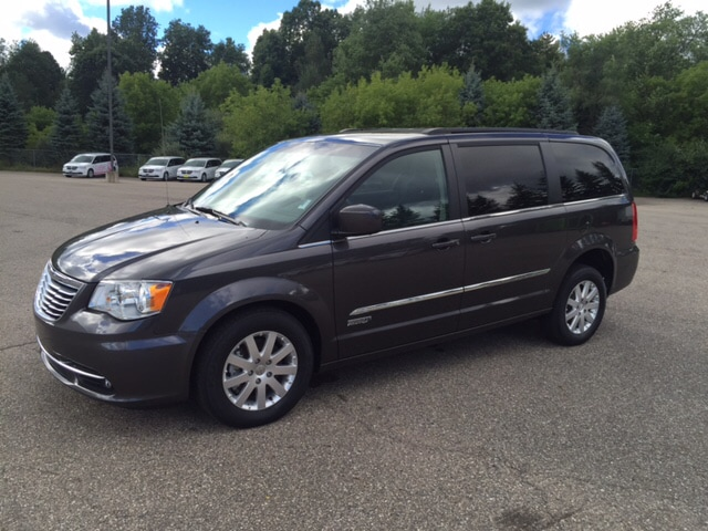 2016 Chrysler Town & Country Touring-SOLD Minivan