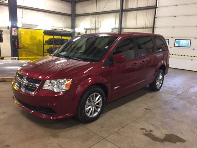 2016 Dodge Grand Caravan SE Minivan