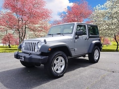 Used 2015 Jeep Wrangler Sport SUV for sale near Asheville