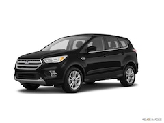 Used 2017 Ford Escape SE SUV for sale in Hendersonville, NC
