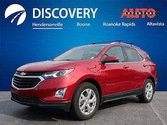 Used 2018 Chevrolet Equinox LT SUV for sale in Hendersonville, NC