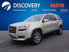 Used 2014 GMC Acadia SLT-1 SUV for sale in Hendersonville NC