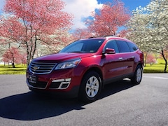 Used 2014 Chevrolet Traverse LT SUV for sale in Hendersonville, NC