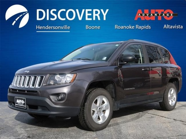 2015 Jeep Compass Sport SUV