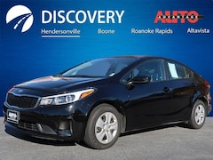 Used 2018 Kia Forte LX Sedan for sale in Hendersonville NC