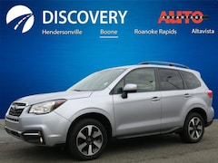Used 2017 Subaru Forester 2.5i Premium SUV for sale in Hendersonville, NC