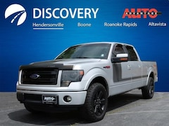 Used 2013 Ford F-150 FX4 Truck for sale near Asheville