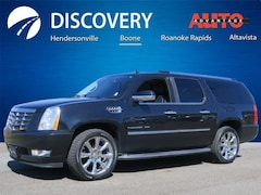 Used 2010 Cadillac Escalade ESV Luxury SUV for sale in Hendersonville, NC