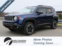 Used 2016 Jeep Renegade Trailhawk SUV for sale in Hendersonville, NC
