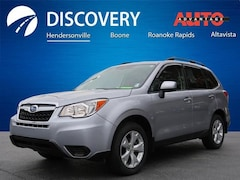 Used 2016 Subaru Forester 2.5i Premium SUV for sale in Hendersonville, NC
