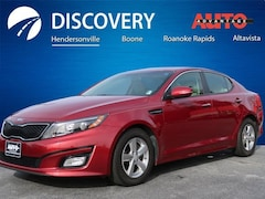 Used 2014 Kia Optima LX Sedan for sale in Hendersonville NC