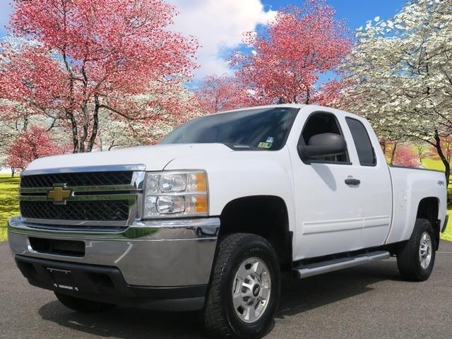 2011 Chevrolet Silverado 2500HD LT Truck
