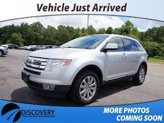 Used 2009 Ford Edge SEL SUV for sale in Hendersonville, NC