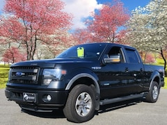 Used 2014 Ford F-150 FX4 Truck for sale near Asheville