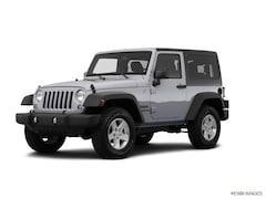 Used 2015 Jeep Wrangler Sport SUV for sale near Asheville