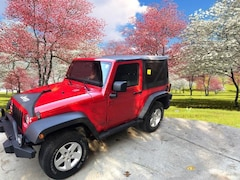 Used 2011 Jeep Wrangler Sport SUV for sale near Asheville