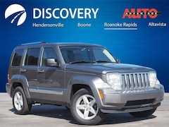 Used 2012 Jeep Liberty Limited SUV for sale in Hendersonville, NC