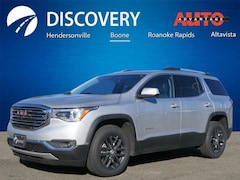 Used 2018 GMC Acadia SLT-1 SUV for sale in Hendersonville NC