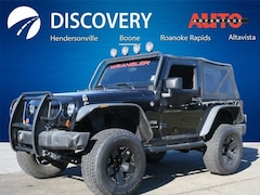 Used 2013 Jeep Wrangler Sport SUV for sale near Asheville